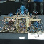 Tyranids from Games day 2013 Armies on Parade