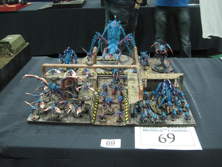 armies on parade nids