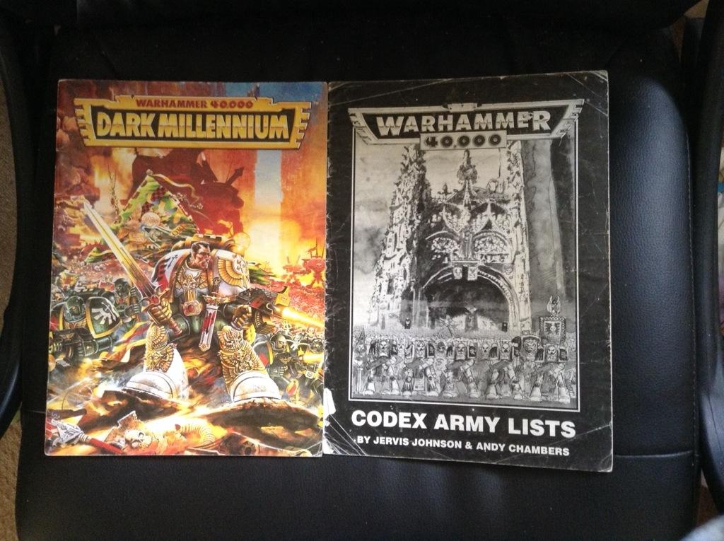 Dark Millennium