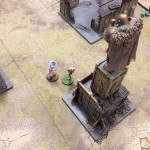 Tyranid vs Grey Knights Battle