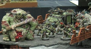 Armis on parade nurgle 1