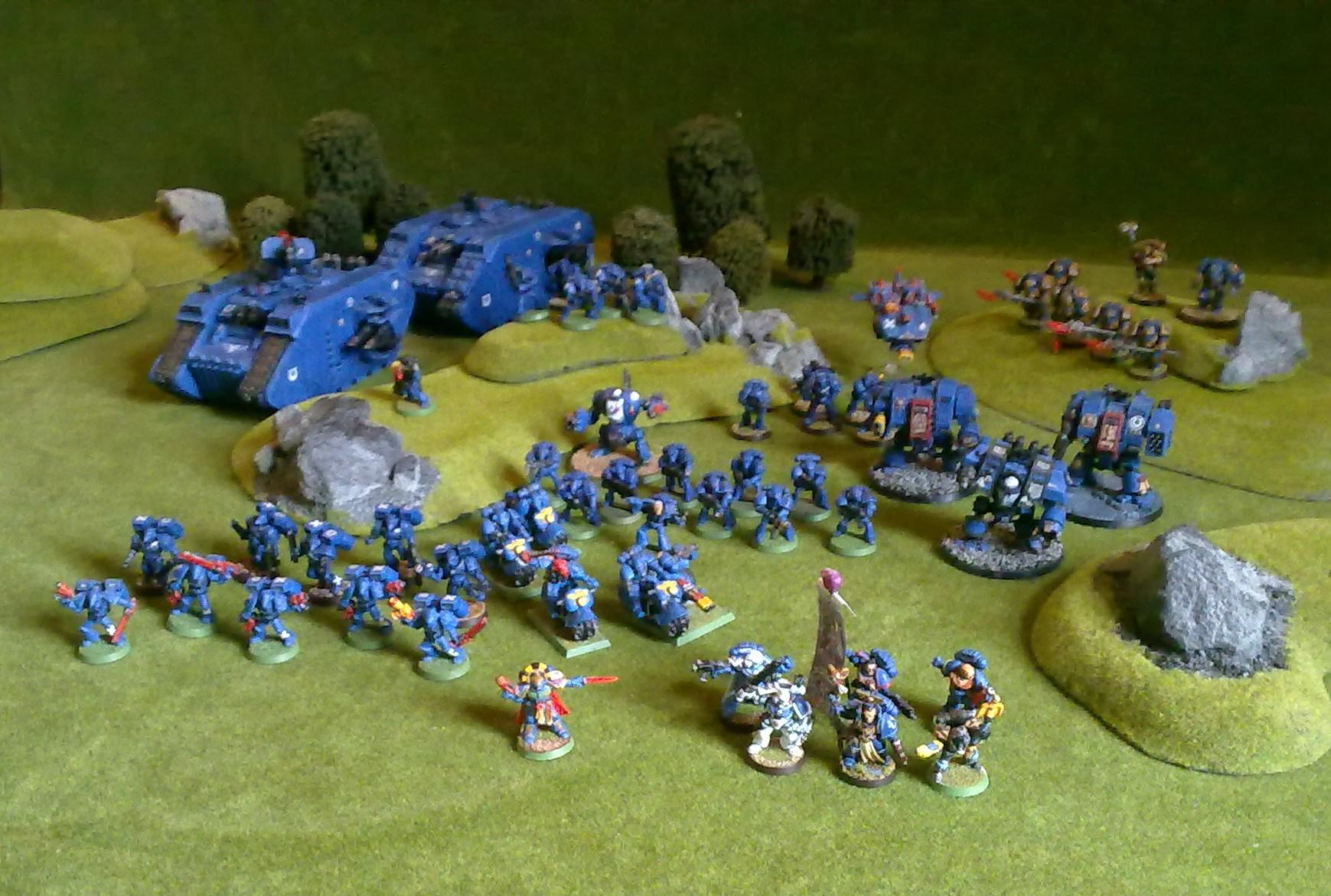 Ultramarine Army