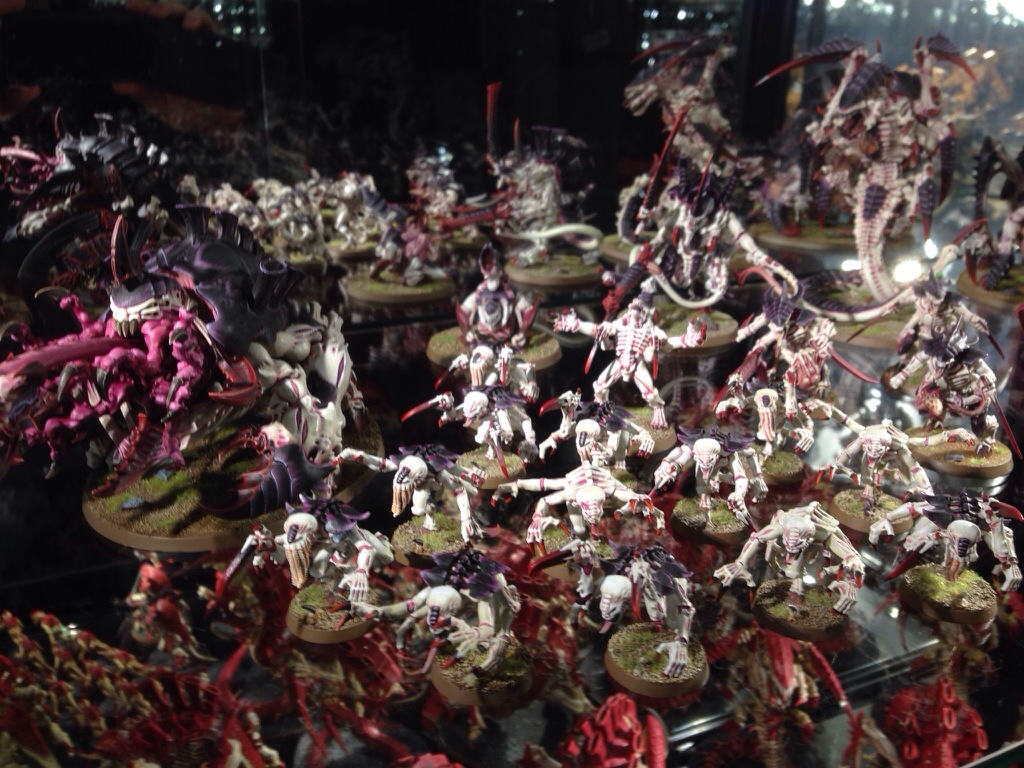 Tyranid Geanstealer Brood