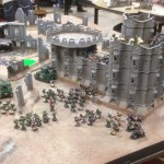 40k Battle Photos from Warhammer World
