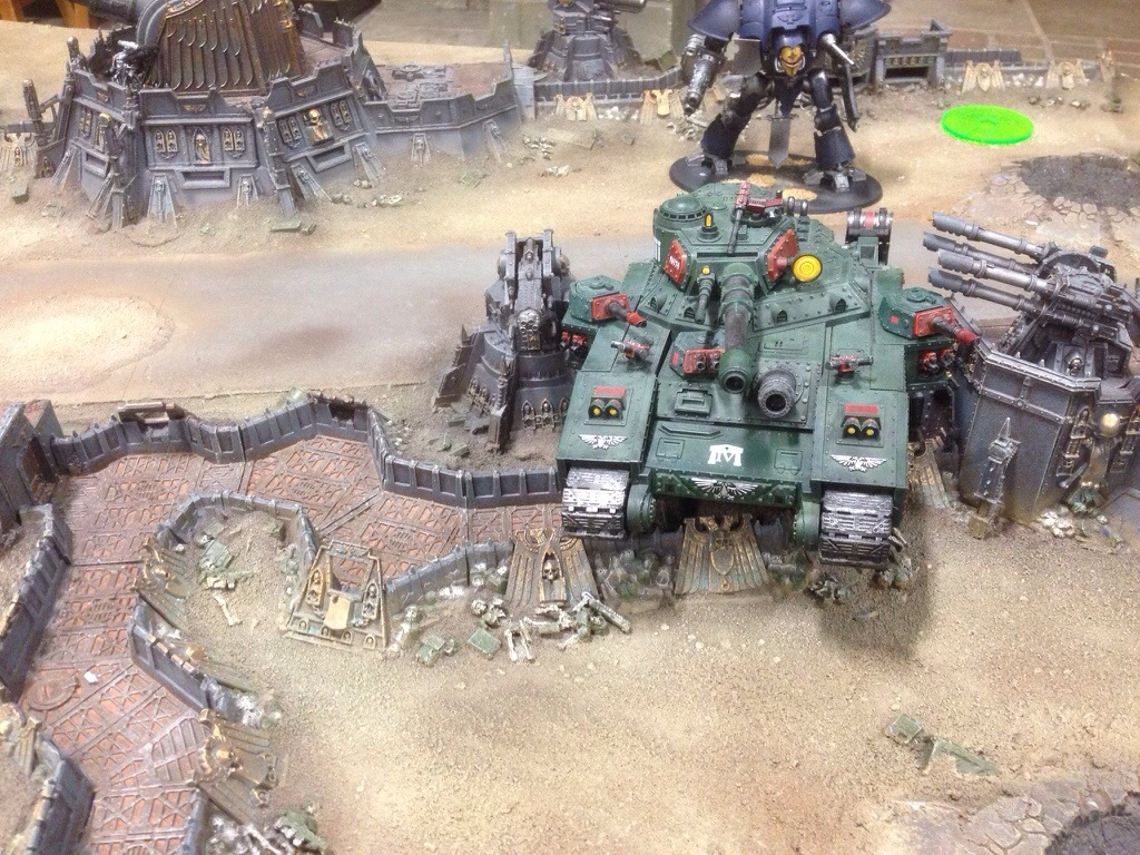 Grey Knight advance