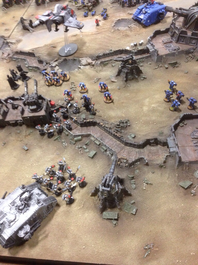 Grey Knight re-enforcements arrive
