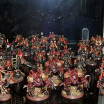 Chaos Space Marine Army – Gamesday 2012