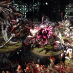 Tyranid Hive Fleet Leviathan at Warhammer World