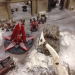 Today's Pictures Chaos Warhound Attacks Fort Pain