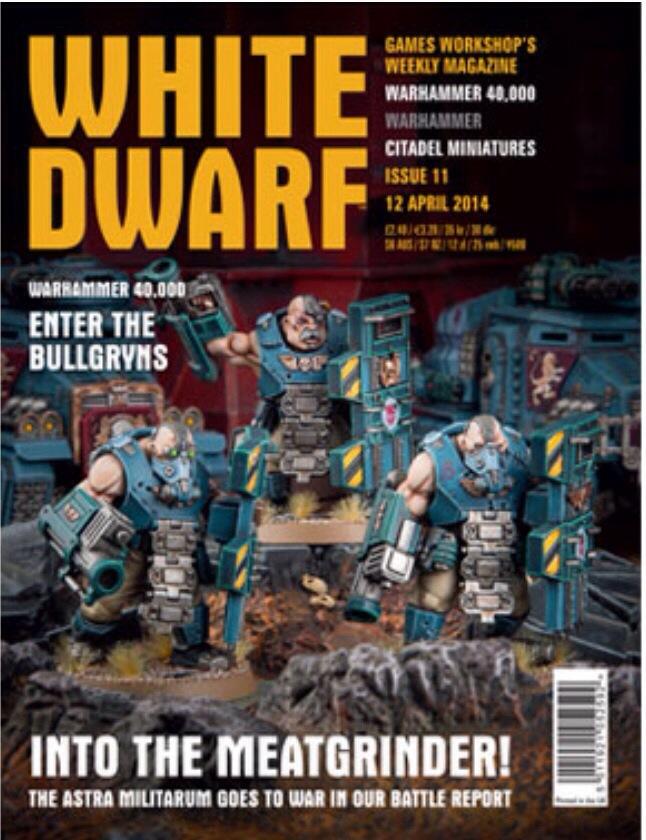 white dwarf magazine 2017 issues - photo #24