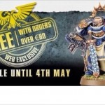 Another Limited Edition Space Marine Captain from the Games Workshop Website