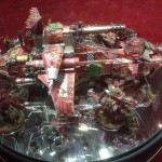 Today's Picture: Plastic Ork Thunderhawk