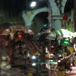 The Imperial Knights Bring the Light of the Emperor