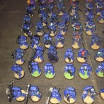 Today's picture: Ultramarine Devastator Company