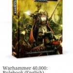 Warhammer 40k 7th Edition Will be Released in May 2014