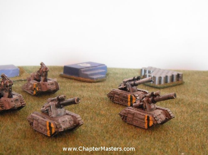 Epic Imperial Guard and Titans - Chaptermasters com