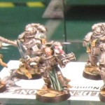 Golden Demon 2013 Warhammer 40,000 squad category