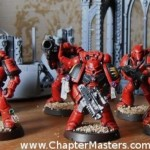 The Boys in Red are Back – Blood Angels on Codex cover not 7th Edition Cover