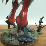 Today's Picture: Scratch Built Eldar Relevant Titan