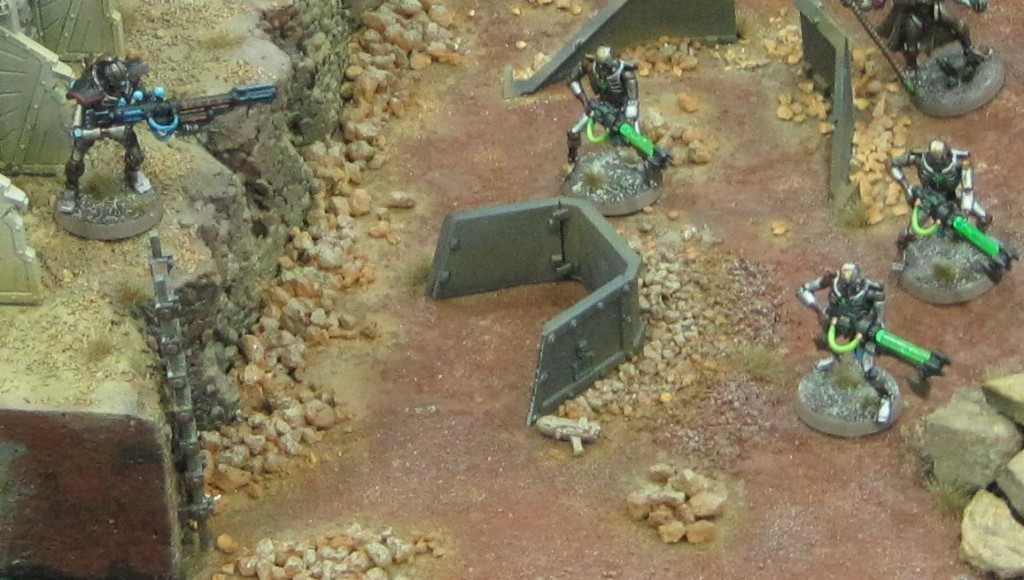 attack of the necrons