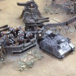 Today's Picture: Grey Knights Hold The Line