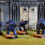 Today's Picture: Rogue Trader Ultramarine Tactical Squad
