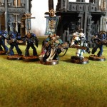 Today's Picture: Uriel Ventris and Command Squad