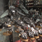The Ravenwing Rolls Out