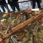The Battle of Calth Pictures from Warhammer Fest 2014