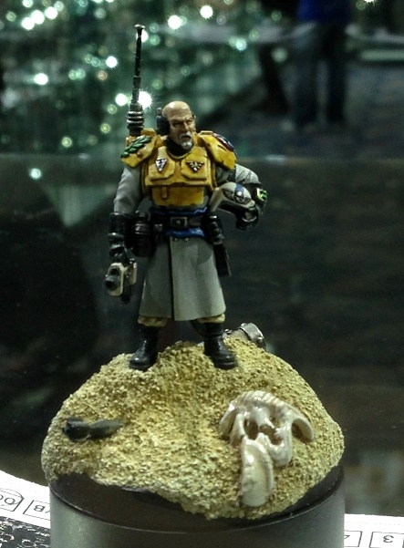 Imperial Pilot - Open Competition Golden Demon 2014