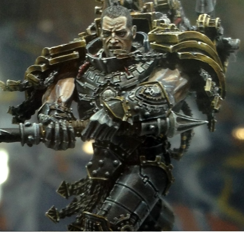 FERRUS MANUS PRIMARCH OF THE IRON HANDS