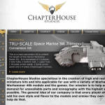 Chapterhouse Studios Open for Business