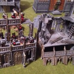 Ben's Desk – Ruins and Emperor's Children Legion