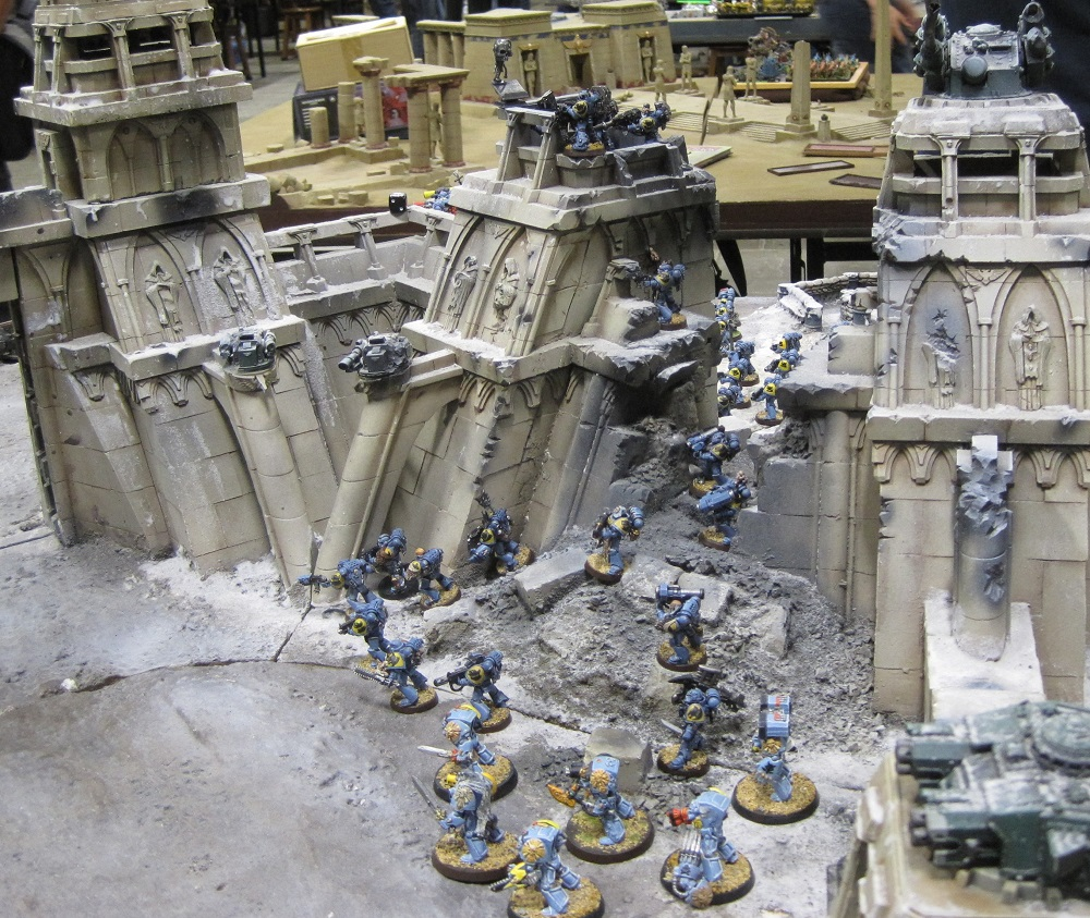Fort Pain Spave Wolves Warhammer World