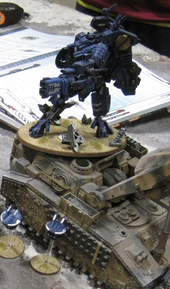 Tau Rip Tide Warhammer World