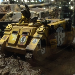 Tanks at Golden Demon 2014