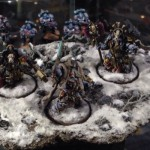 Space Wolves at Golden Demon 2014