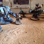 Rouge Trader Space Wolves – Ben's progress