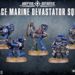 New Space Marine Devastators