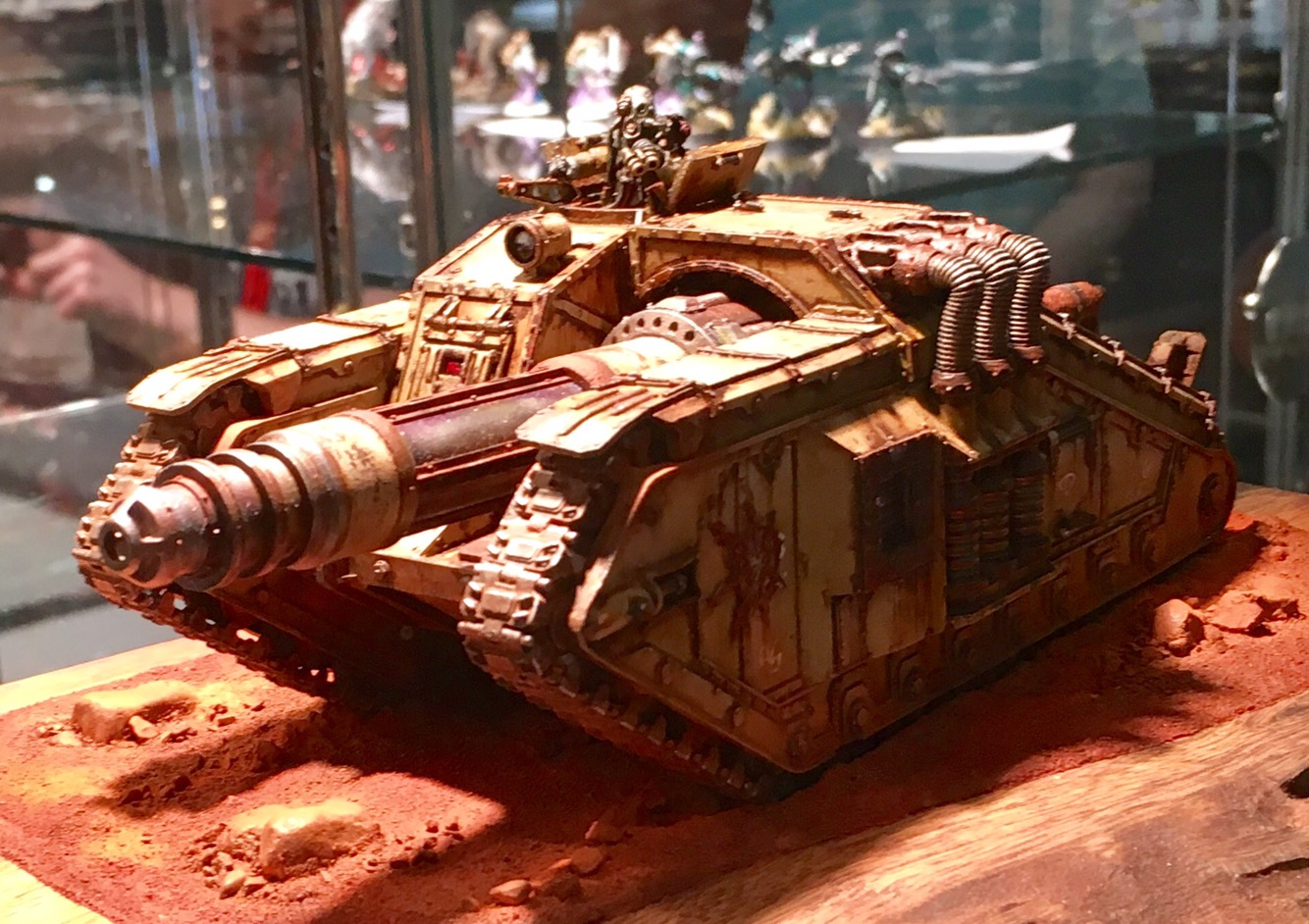 Astra Militarum Valdor Tank Hunter