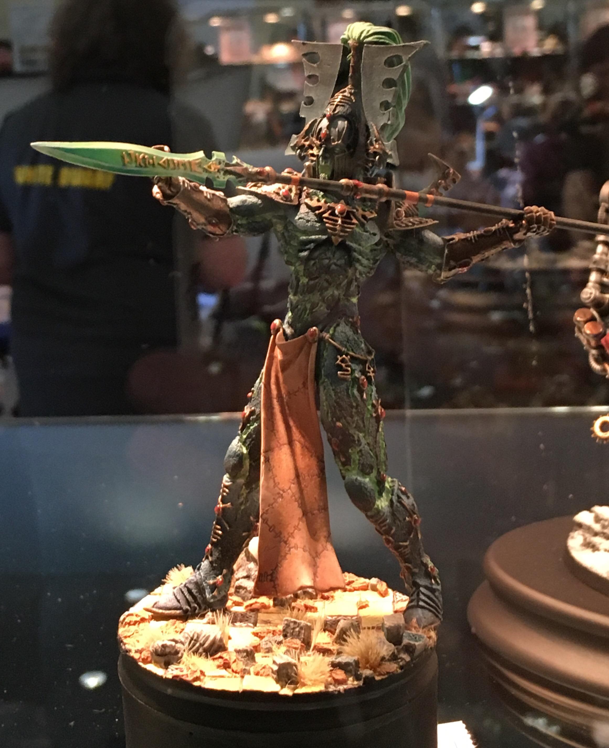 Forgeworld Elder Avatar