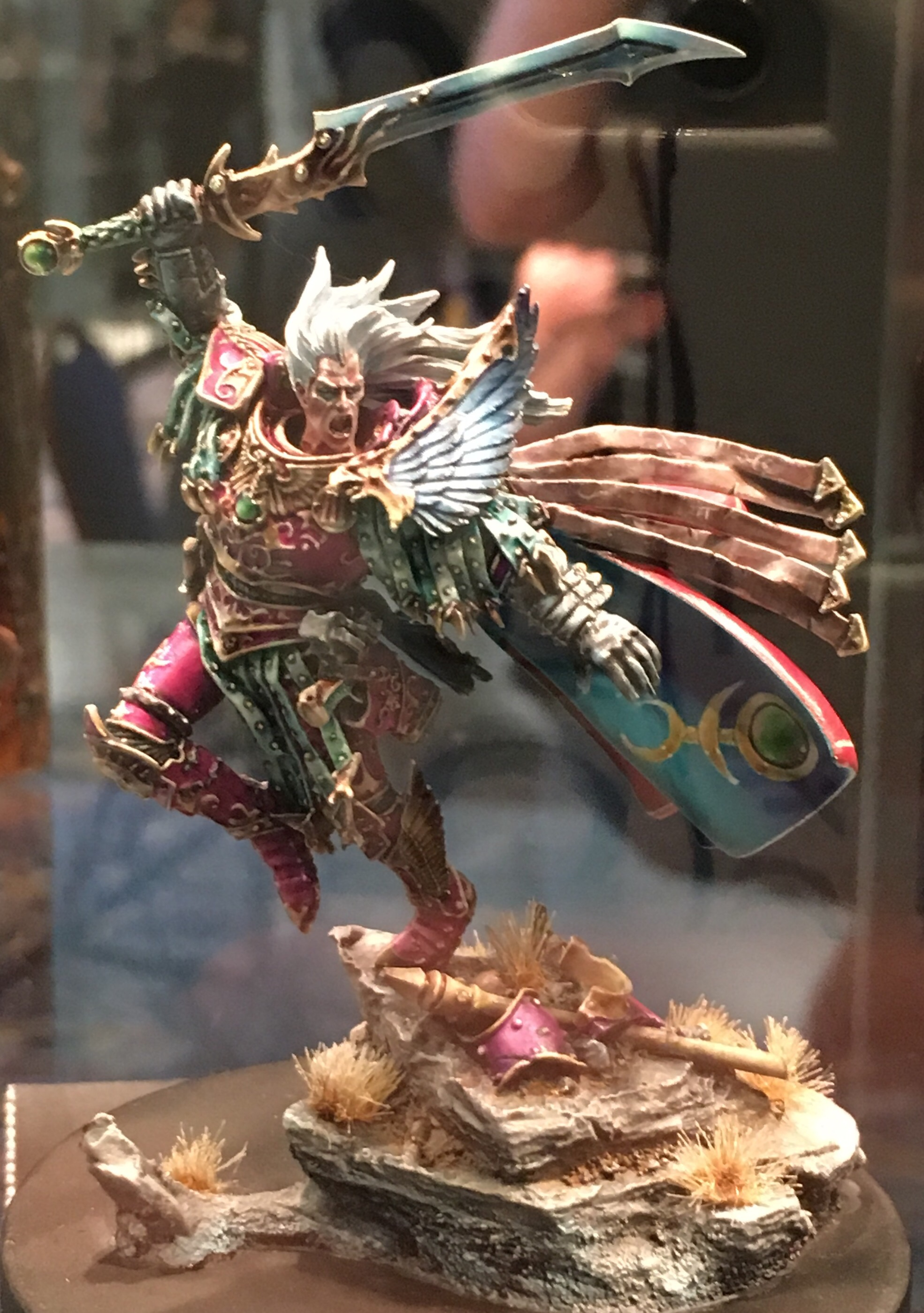 Fulgrim - Primarch of the Emperor's Children