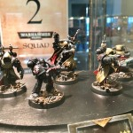 Warhammer 40,000 Squad – Golden Demon 2017