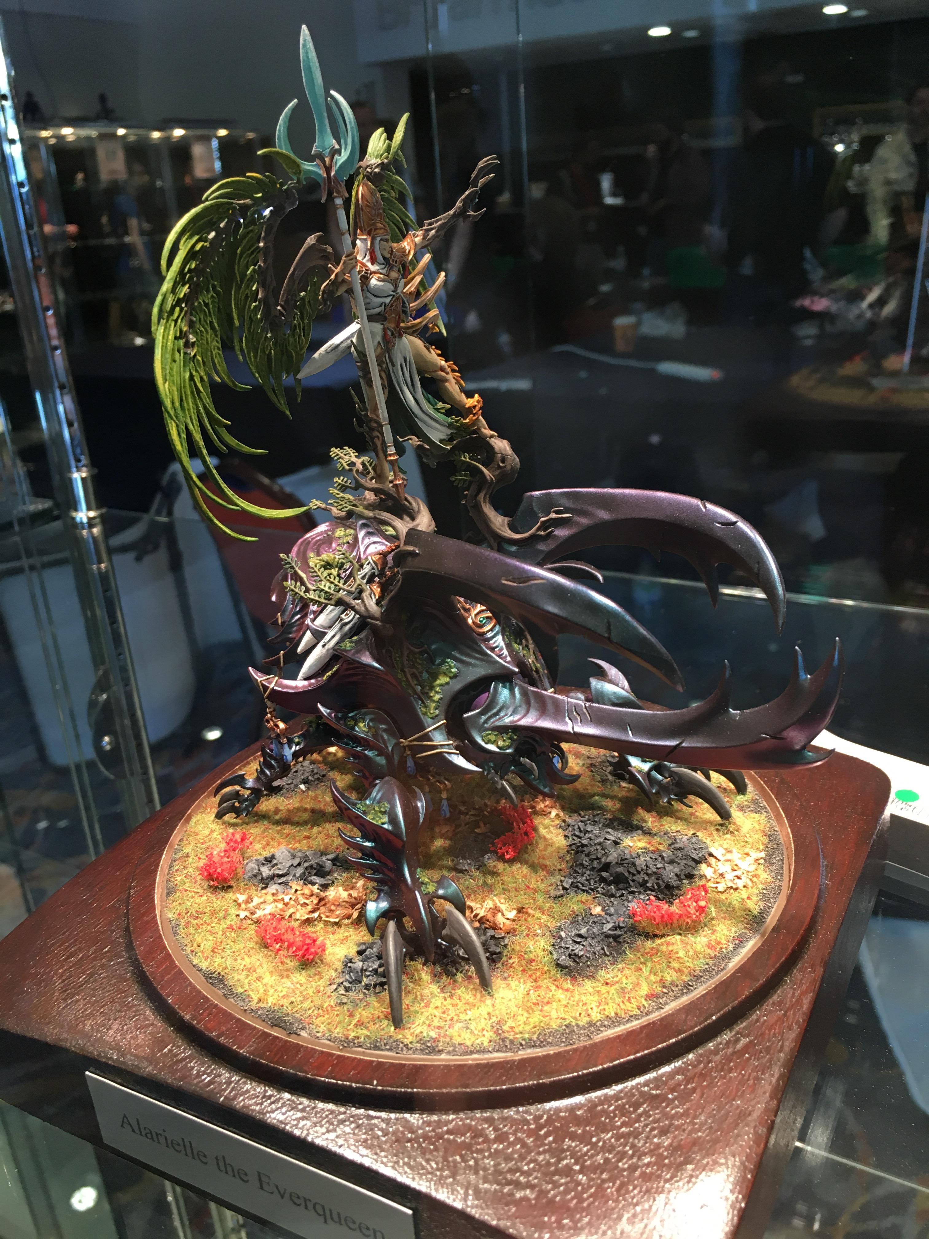 Golden Demon 2017 a Warhammer Large Monster