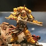 40k Single Miniture – Golden Demond 2017