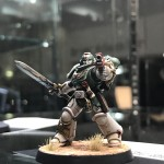 Golden Demon 2018 40k single miniature