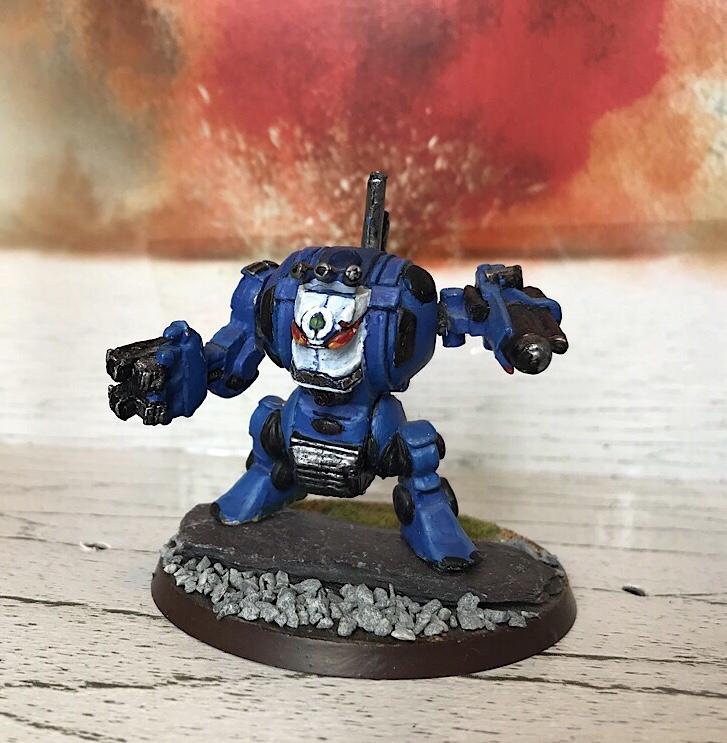 Rogue Trader Ultramarine Dreadnought
